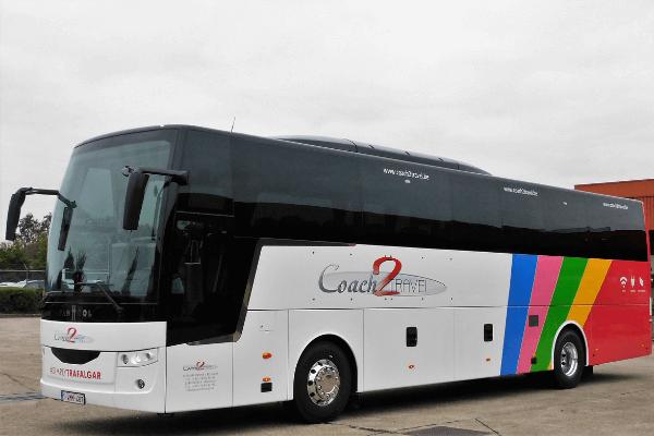 vanhool ex15 coach2travel